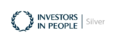 Proud to be a recipient of the Investors in People silver award