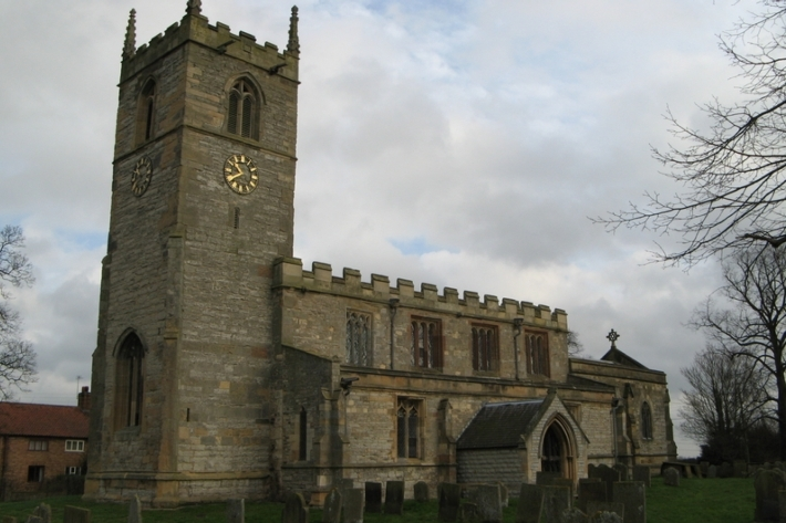 st wilfrid 39 s church low marnham nottinghamshire the. Black Bedroom Furniture Sets. Home Design Ideas
