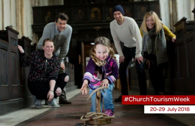 visitchurches.org.uk - Church Tourism Week