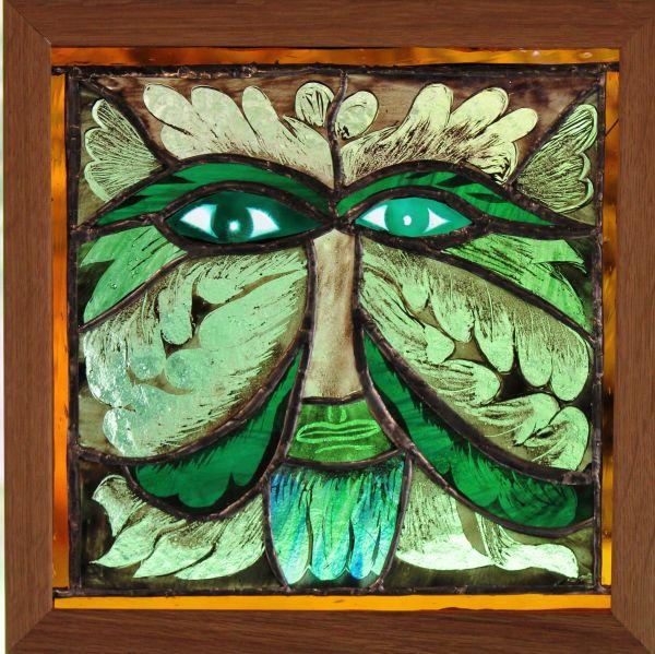 Greene Man by Sarah Davis