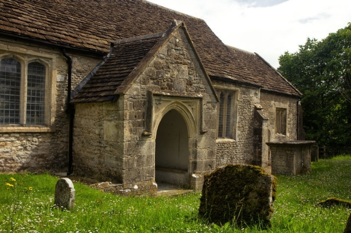 St Mary S Church Old Dilton Wiltshire The Churches