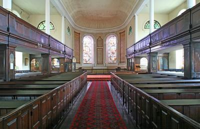 St John's Lancaster interior