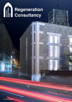 Regeneration Consultantcy Services