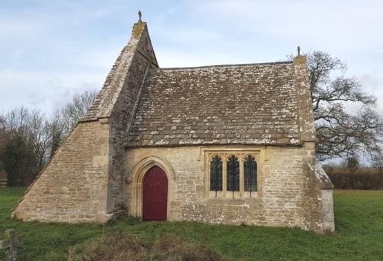 All Saints' Church in Leigh