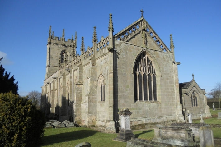 Church Of St Mary Magdalene Battlefield Shropshire The Churches Conservation Trust