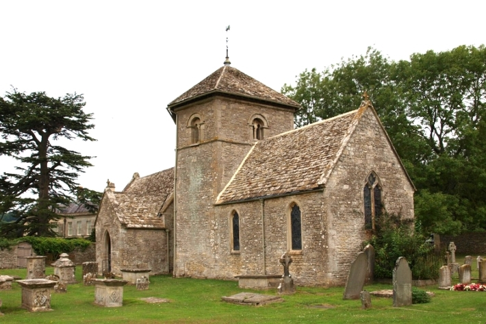 Church of St Nicholas of Myra, Ozleworth, Gloucestershire   The Churches  Conservation Trust